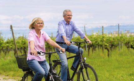 La bicicletta come cura anti età. I consigli dell'esperto