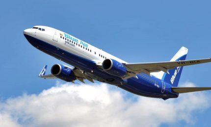 Torino-Napoli, Blue Air incrementa voli