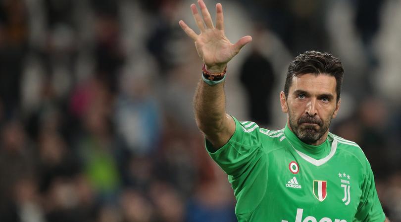 Buffon da record, 648 presenze in serie A