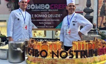 A Taormina va in scena Cibo Nostrum, 1000 chef cucinano in strada