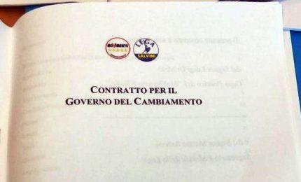 Sigarette, legge Fornero e Giustizia: ecco il Contratto definitivo M5s-Lega