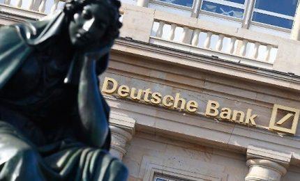 Deutsche Bank taglia 18 mila posti e lascia mercato azionario