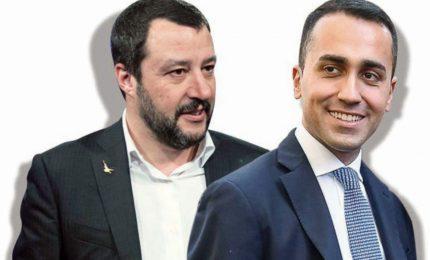 Rifiuti, scontro Salvini-Di Maio. P.Chigi: Conte garante contratto