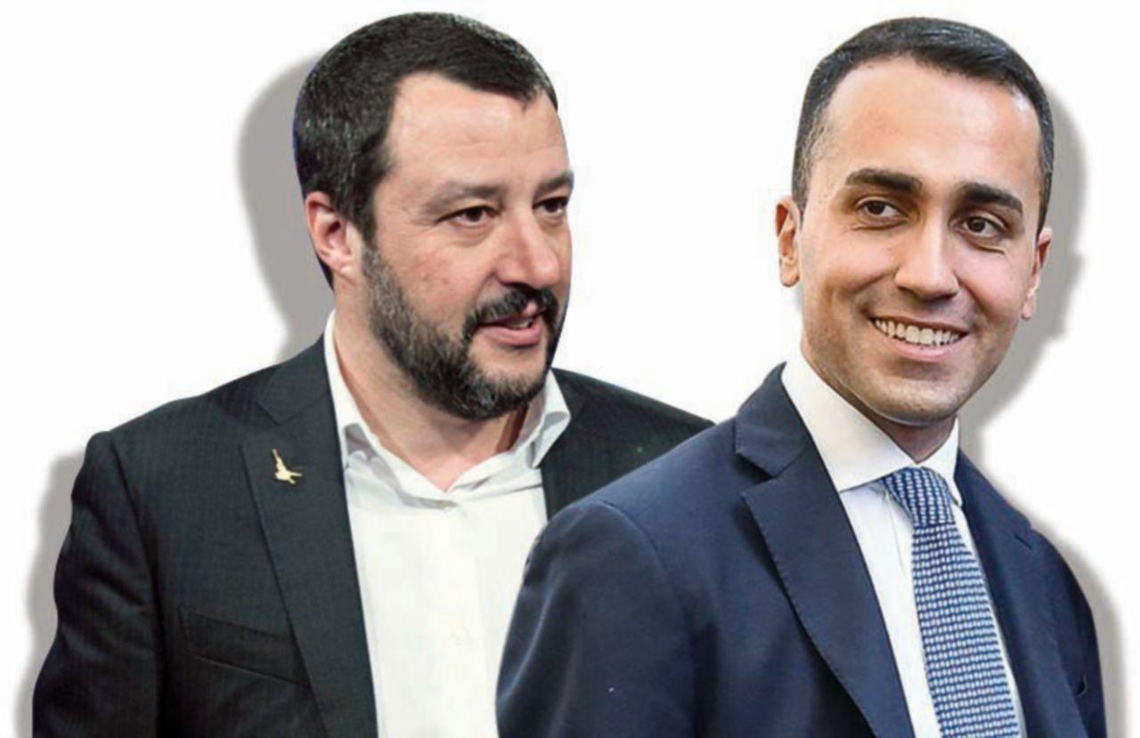 """""""Quell'altro là"""". Di Maio snobba Salvini che gli ricorda: """"Mi chiamo Matteo…"""""""