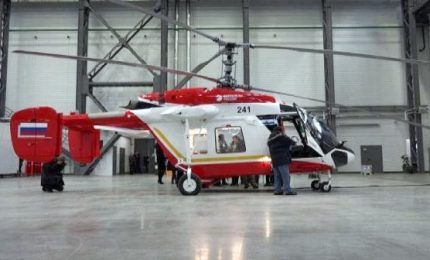 Elicotteri di Russia, pronti a cooperazione con Leonardo