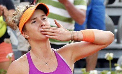 Internazionali d'Italia, a Elina Svitolina il titolo femminile