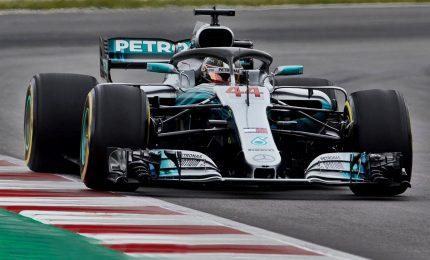 Gp Spagna, vince Hamilton su Bottas. Vettel quarto