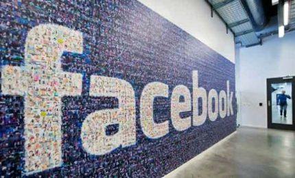 Facebook crolla a Wall Street, utenti crescono meno del previsto