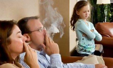 Se genitori fumano, figli a rischio cardiovascolare