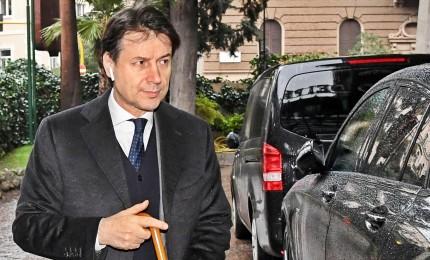 Il nome di Conte da Mattarella. Lega-M5s: governo politico