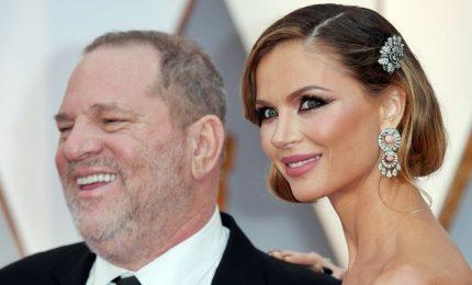 Parla la moglie di Weinstein, Georgina Chapman: sono a pezzi