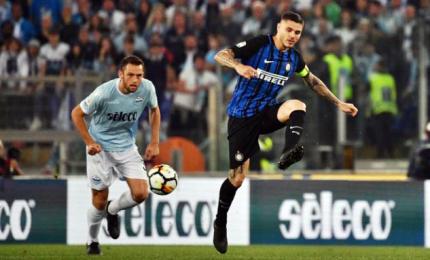 Lazio-Inter 3-2, i nerazzurri in Champions