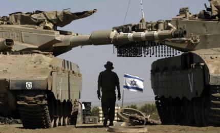 L'Iran lancia razzi sul Golan, dura reazione di Israele