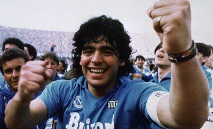 La vita di Maradona sarà una serie tv per Amazon