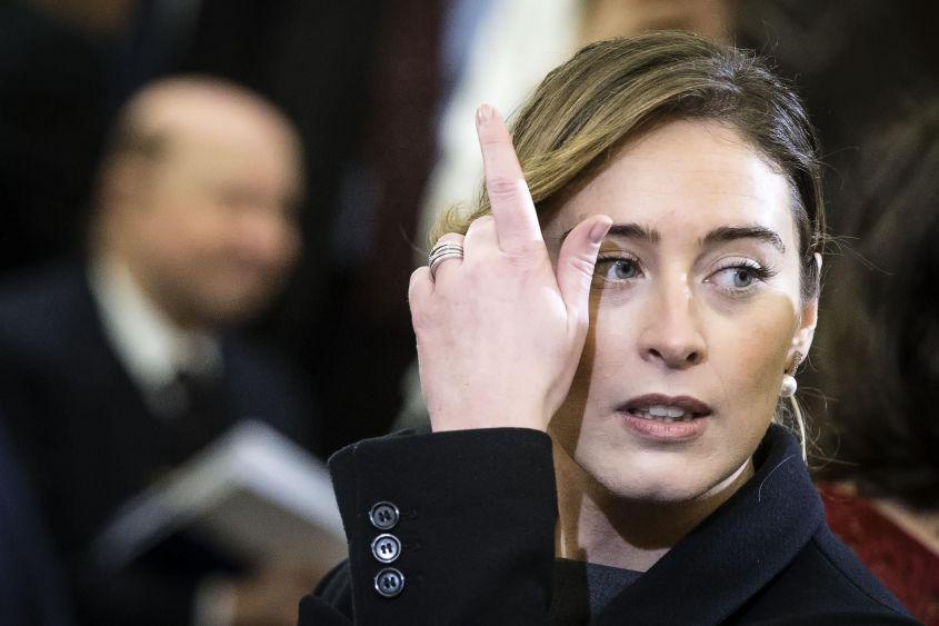 Renzi copre le carte su sfiducia Bonafede, oggi scontro in Aula