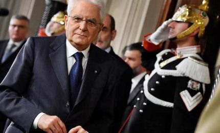 Mattarella ricorda i suoi poteri: interferenze no ma indirizzi sì