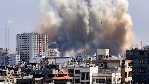 Alta tensione in M. O., 28 razzi da Gaza. E Israele risponde con bombe contro Hamas