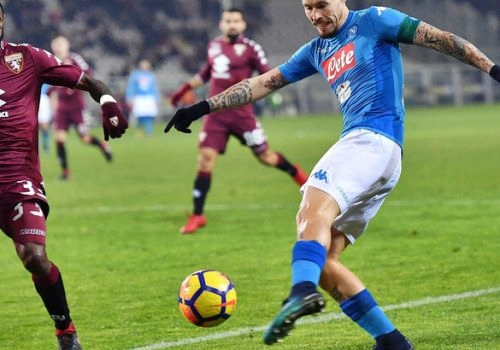 """Serie A, Il Napoli pareggia. Lo scudetto """"virtuale"""" alla Juventus"""