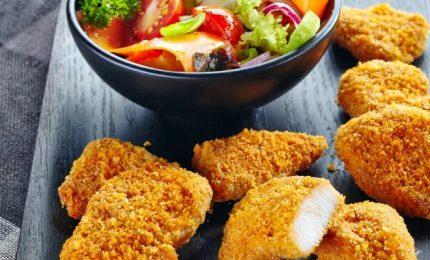 Nuggets di pollo fatti in casa, ecco come prepararli