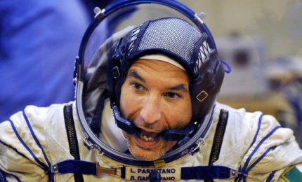 """L'astronauta Luca Parmitano sarà comandante dell'Iss: """"Sono onorato, affronto con umiltà questo compito"""""""