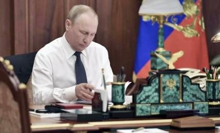 Putin: con me la Russia sarà più forte e i russi vivranno meglio