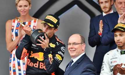 """Vince Ricciardo su Vettel, Hamilton terzo. """"La preparavo da due anni"""""""