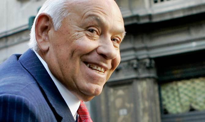 E' morto l'immobiliarista Salvatore Ligresti, aveva 86 anni