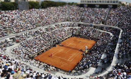 Tennis, dopo i sorteggi tutto pronto agli Internazionali d'Italia