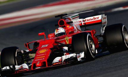 Sebastian Vettel il più veloce nelle terze libere