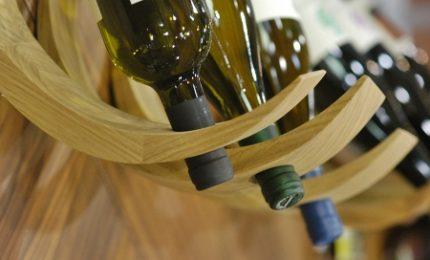 Negozio di vini automatizzato. E per pagare riconoscimento facciale