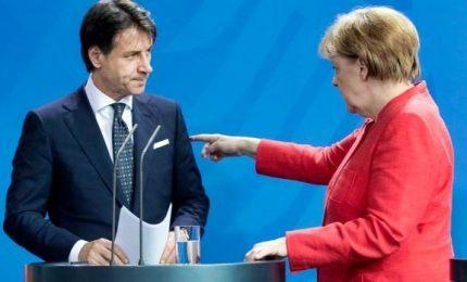 Migranti, garanzie Merkel per Conte ma è tensione con Macron