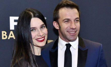 L'annuncio di Alex del Piero: la favola con la moglie Sonia è finita