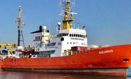 Aquarius lascia Valencia, molte barche in pericolo senza di noi