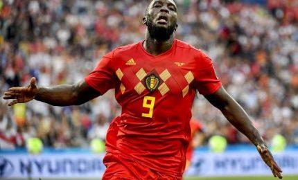 Belgio-Tunisia 5-2, i diavoli rossi volano con Lukaku e Hazard