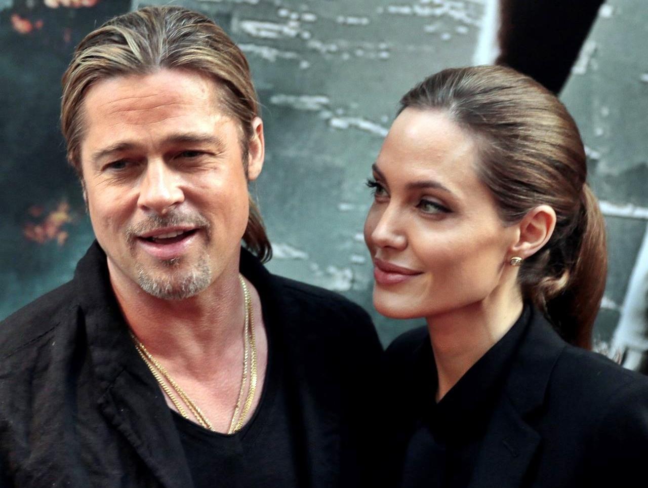 Angelina Jolie vorrebbe tornare con Brad Pitt (ma lui non vuole)