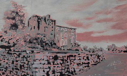 Ricordi a tinte Pop nei paesaggi di Gino Tardivo