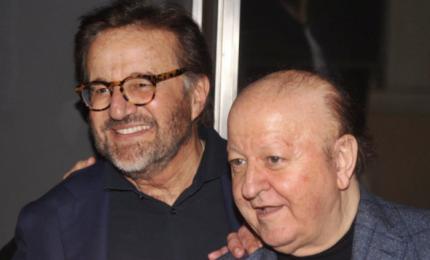"""""""Amici come prima"""", De Sica e Boldi insieme sul set dall'11 giugno"""