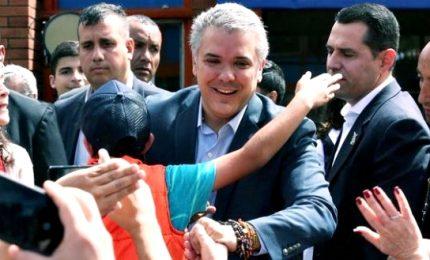 Il centrodestra vince in Colombia, Duque eletto presidente