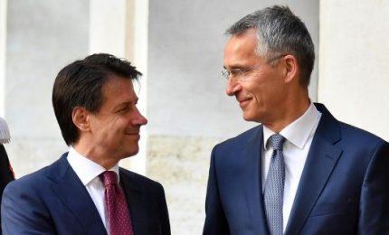 Conte, anche Nato lanci messaggi di apertura al dialogo