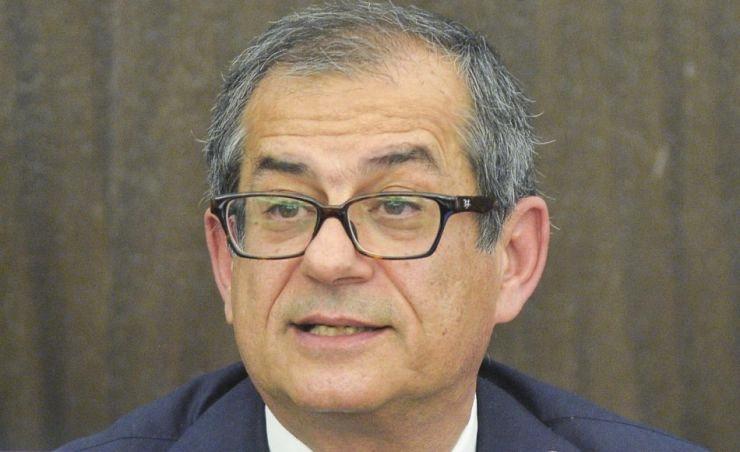 Cdm conferma Franco e nomina Rivera Dg a Tesoro