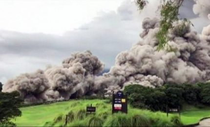 """Inferno in Guatemala, più di 25 morti per eruzione """"Fuego"""""""