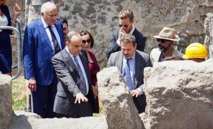 Il ministro Bonisoli: la cultura ha bisogno di più soldi