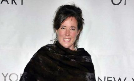Usa, morta la fashion designer Kate Spade. Per polizia è suicidio
