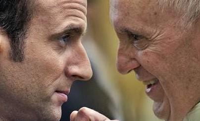 Macron martedì dal Papa, niente incontri con governo. Migranti al centro del colloquio
