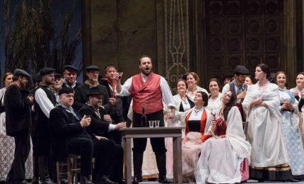 """Teatro Massimo Palermo, in scena Cavalleria Rusticana senza """"quid"""""""