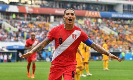 Perù-Australia 2-0, Aussie a casa dopo aver sperato negli ottavi