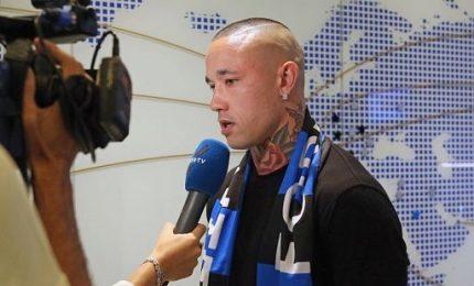 """Inter, ufficiale Radja Nainggolan. """"Sono carico, che accoglienza"""""""