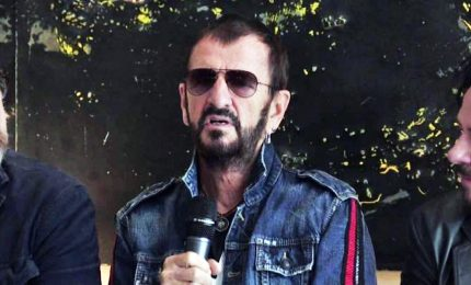 "Ringo Starr porta la ""All Starr band"" a Parigi. Al via il tour, tappa anche in Italia"