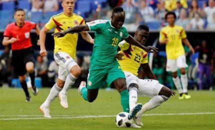 Senegal-Colombia 0-1, avanti i sudamericani