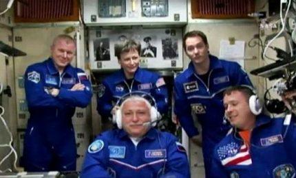 Alexander Gerst in volo, inizia la missione Esa Horizons